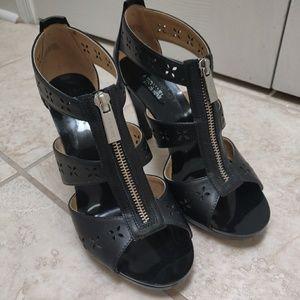 Michael Kors Berkley Sandals Pumps Heels   Salsa